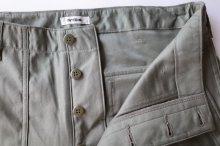 他の写真3: INTERIM       インテリム GIZA BACK SATIN BAKER PANTS・OLIVE