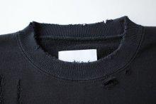 他の写真1: stein       OVERSIZED REBUILD SWEAT LS・BLACK