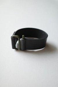 NL       ニール STAN ブレスレット・ブラック×グリーン S