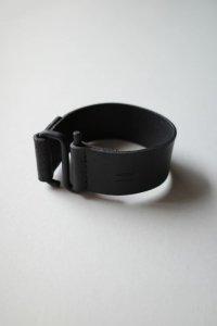 NL       ニール STAN ブレスレット・ブラック×ブラック S