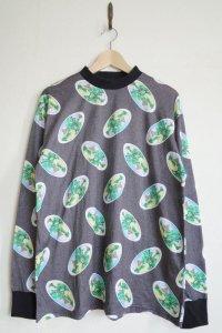 WATARU TOMINAGA       long sleeve T-shirt・parallel landscape