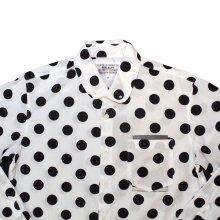 他の写真1: PEEL&LIFT        polkadot pinned collar shirt ドットプリントシャツ