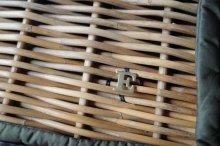他の写真3: ebagos  エバゴス  ナイロンベルト籐バッグ