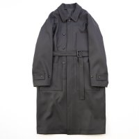 stein       OVERSIZED DOUBLE BUTTON COAT・SHADE CHARCOAL