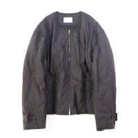stein       DEFORMABLE QUILTED JACKET・BLACK