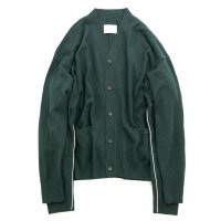stein       OVERSIZED FOUR SLEEVES KNIT CARDIGAN・GREEN